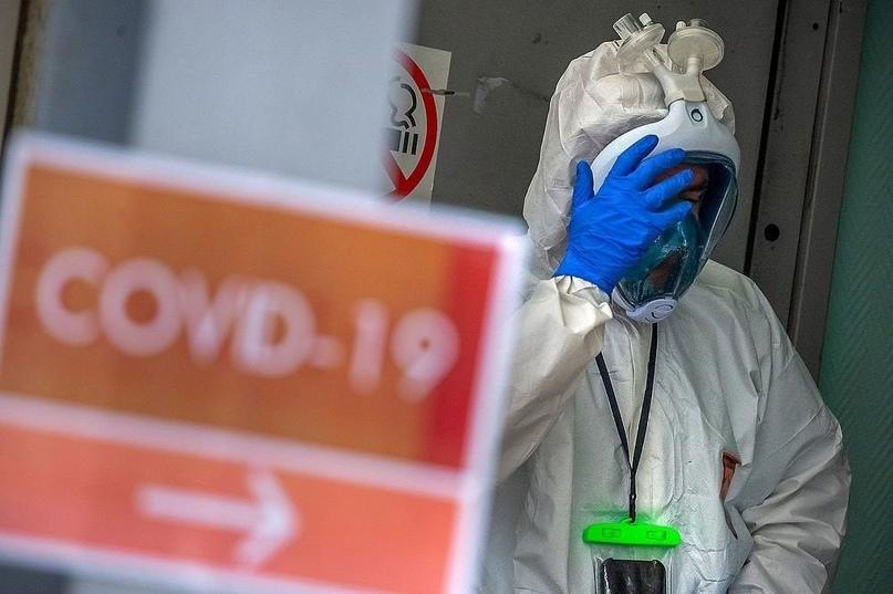 В Минске выявлен индийский штамм коронавируса