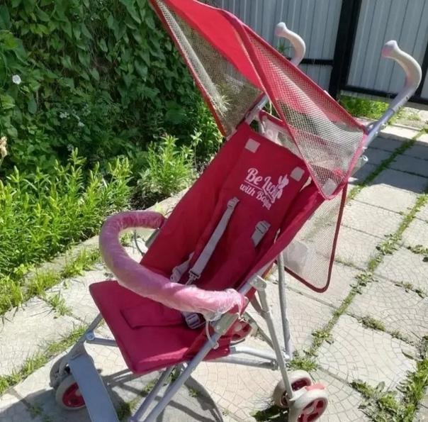 Продам коляску трость bebyton в отличном состоянии...