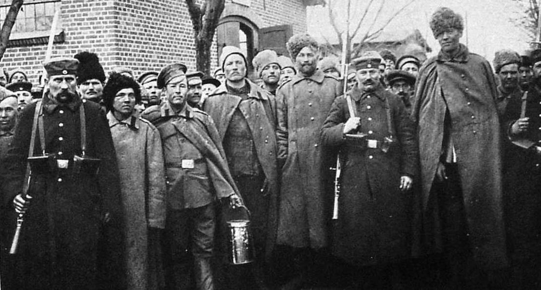 Русские у немцев