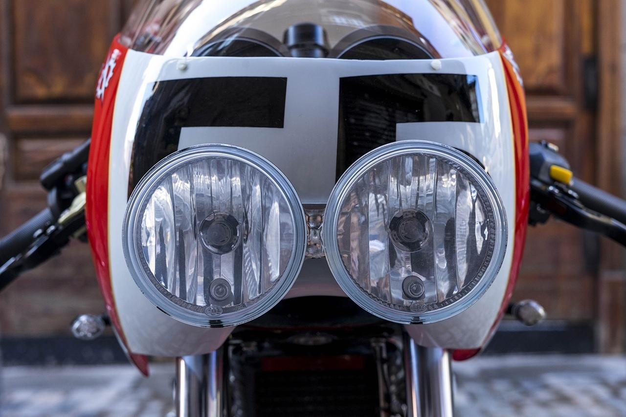 XTR Pepo: кастом Royal Enfield Continental GT 650 Endurance