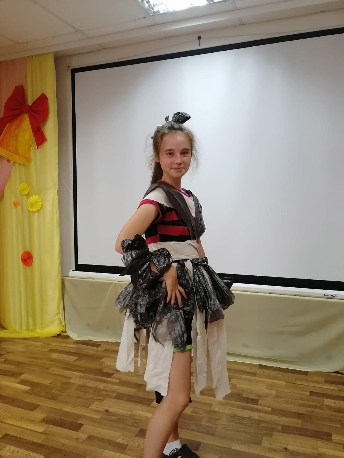 В Можге прошел конкурс на лучший костюм