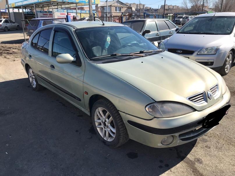 Купить Renault Megane 1 2003 г.в. В отличном | Объявления Орска и Новотроицка №17903