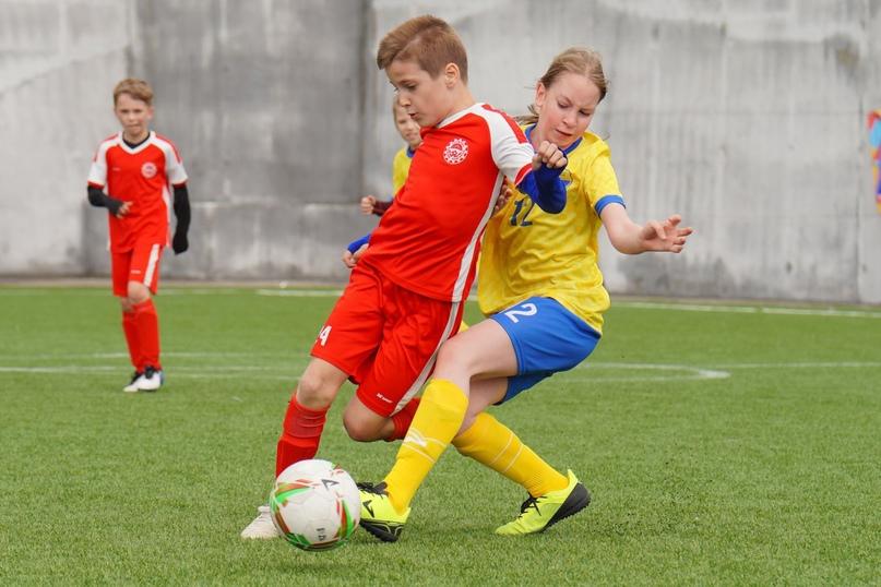 Детская футбольная команда «Маринс Групп Сормович» стала победителем Всероссийских соревнований «Футбольные каникулы», изображение №2