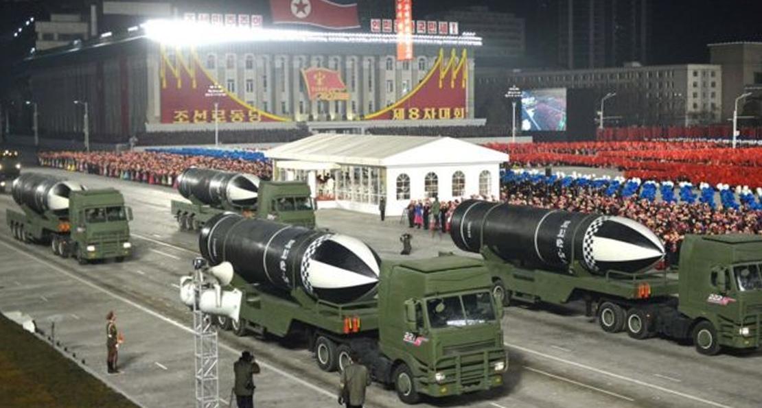 Баллистические ракеты Кореи