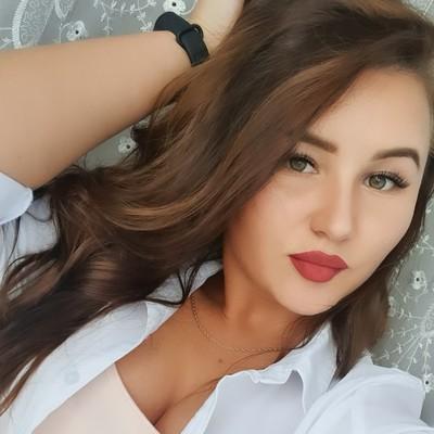 Ангелина Евдокимова