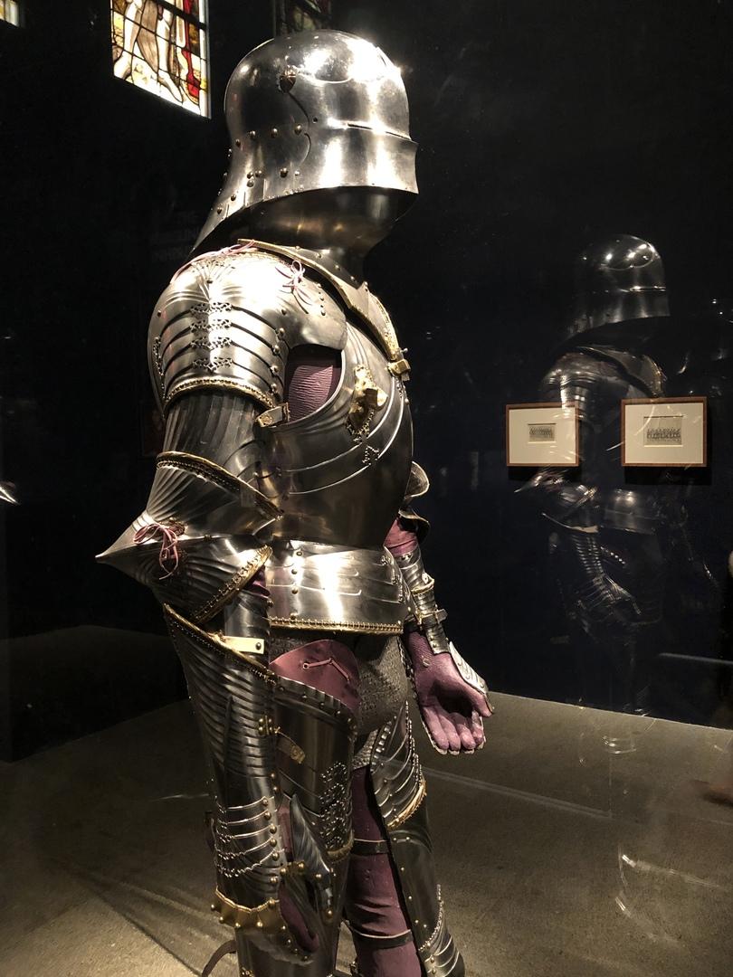 15 век: высокие технологии в доспехах для рыцарских турниров Максимилиана I, изображение №3