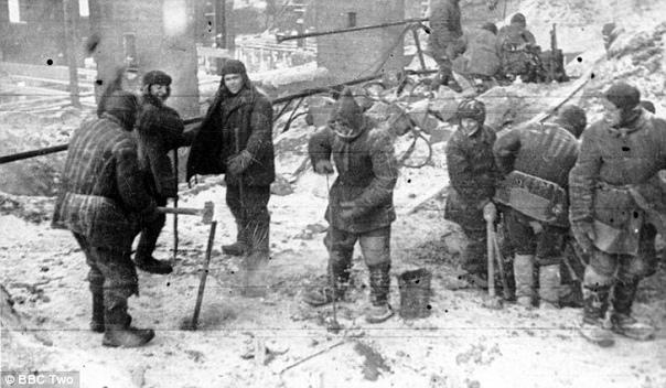 Почему самые страшные лагеря ГУЛАГа были на Колыме