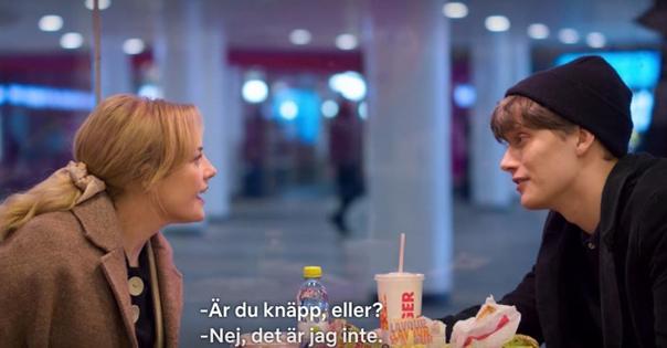 Как перестать смеяться во время просмотра «Любовь и анархия» (Kärlek & Anarki)?...
