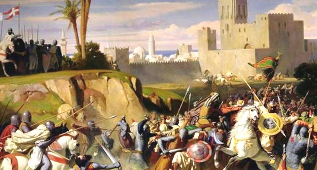 Бой у стен Иерусалима