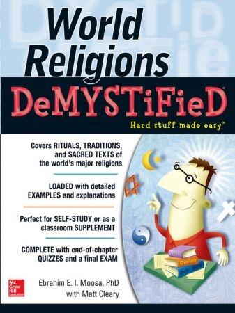 World Religions Demystified (EBOOK) nodrm