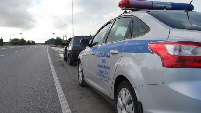 В Марий Эл в рамках операции «Нетрезвый водитель» задержано уже 42 водителя