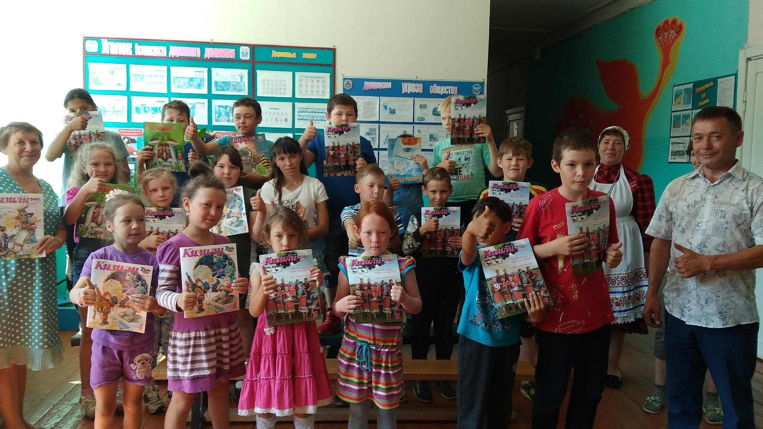 Библиотечные журфиксы продолжаются… 21 июня, редакция детского