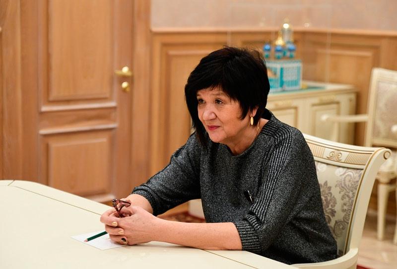 И. Балковая: Только при областном финансировании в городе воплощаются различные проекты
