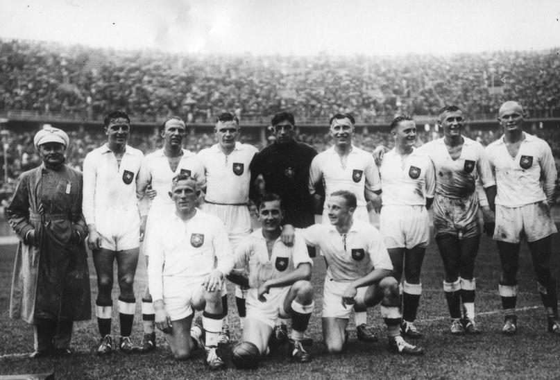 Как это было. Первая гандбольная Олимпиада. Ручной мяч 11 на 11 в антураже нацистской Германии, изображение №5
