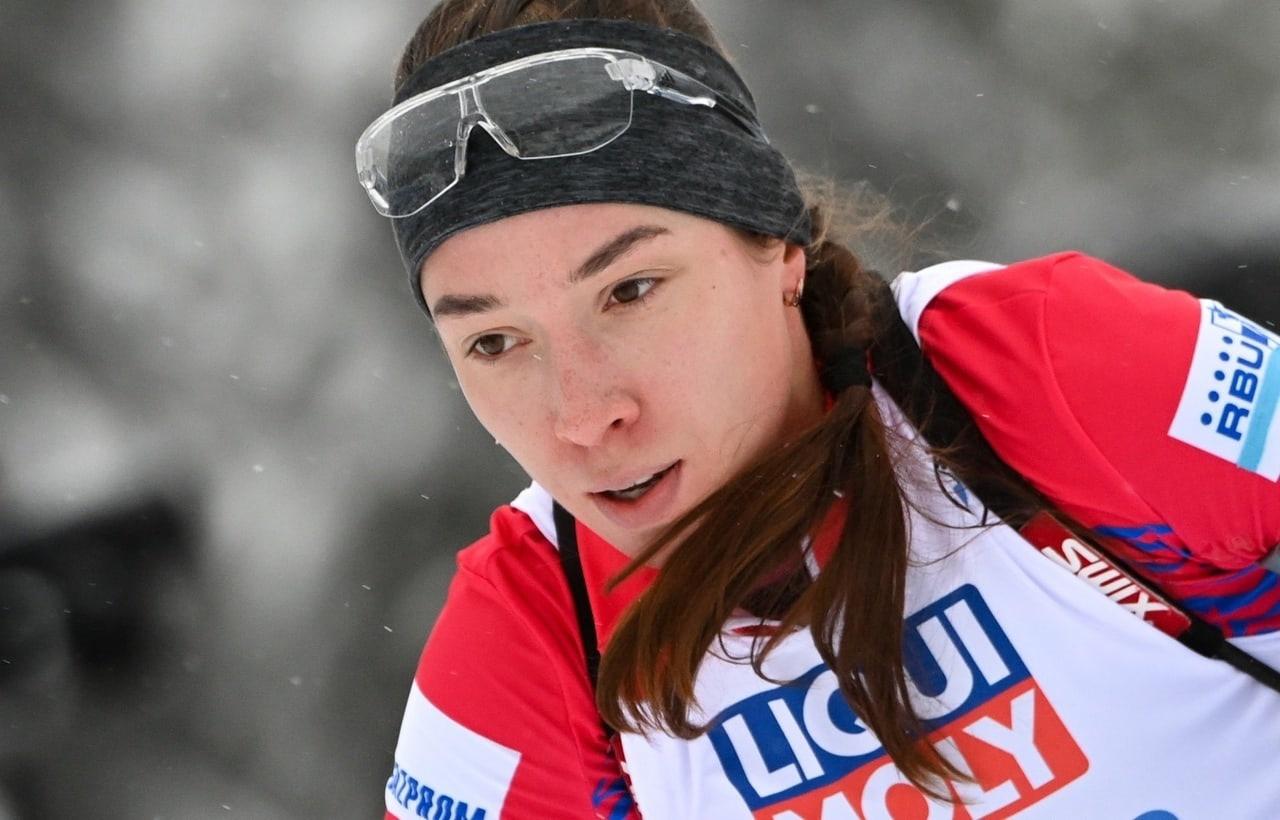 Ульяна Кайшева стала 36 в спринте на