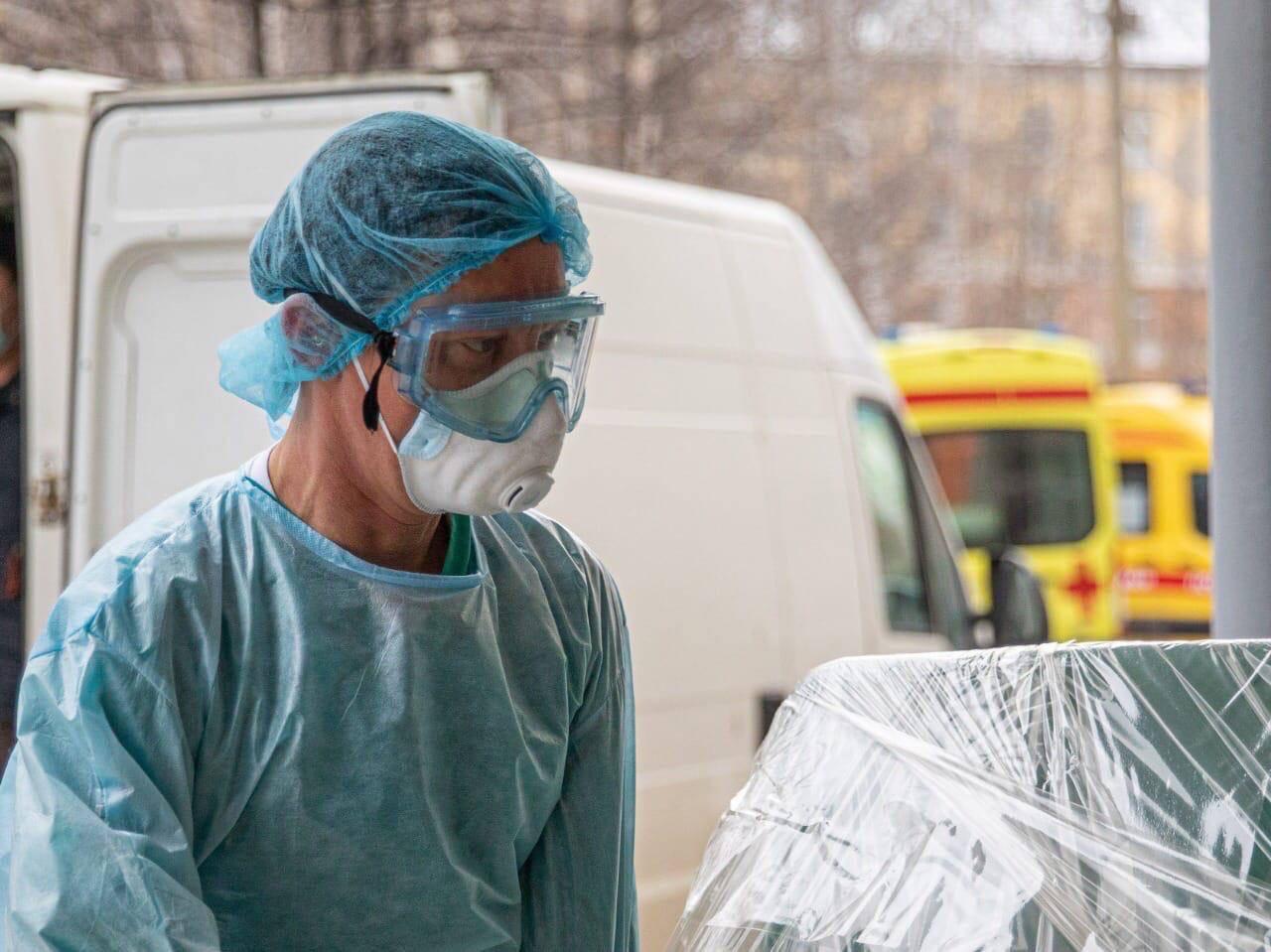 Хорошие новости Руководители подшефной 14-й больницы, которой