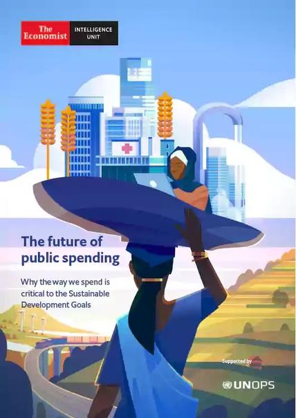 The Economist   40 IU  41  - The Furure Of Public Spending  2020