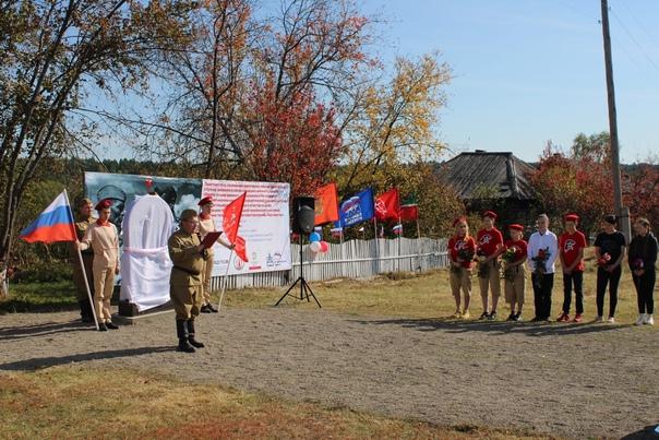11 сентября в деревне Ново- ислам состоялась церемония открытия памятника участникам Великой Отечественной