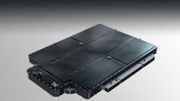 Компания Nio представила гибридную базовую батарею...