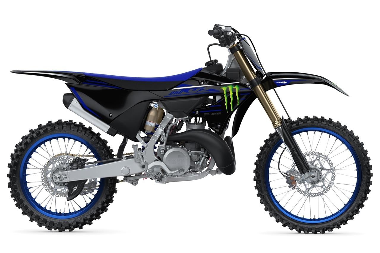 Кроссбайк Yamaha YZ250 2022