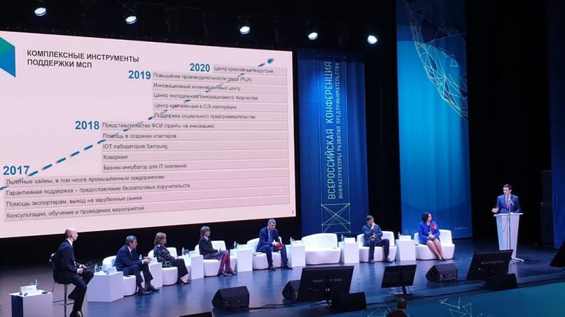 Итоги Всероссийской конференции по развитию МСП подвели на заседании Госсовета, изображение №1