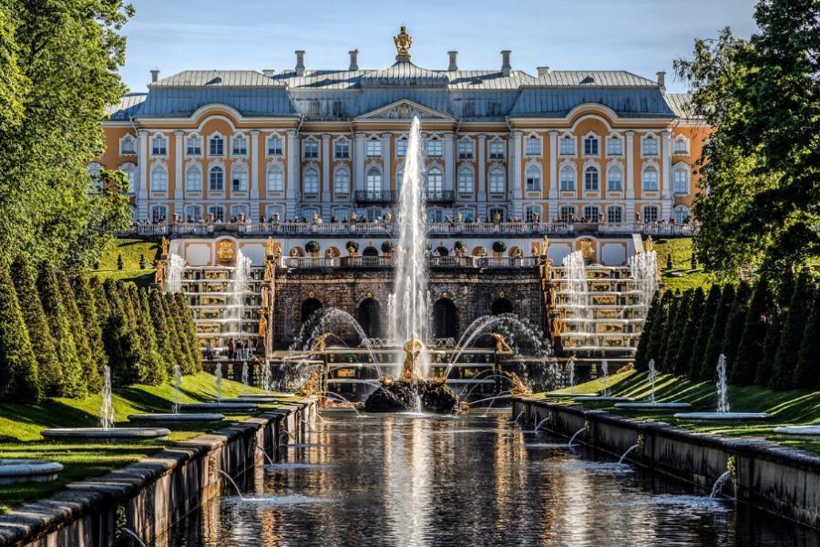 Санкт-Петербург. Городские экскурсии
