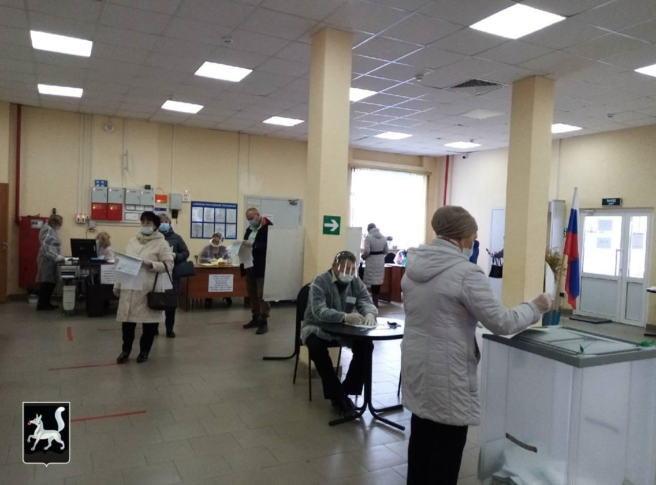Единый день голосования стартовал в Удорском районе