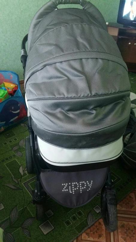 Продается коляска Zippy, полный комплект, | Объявления Орска и Новотроицка №28820