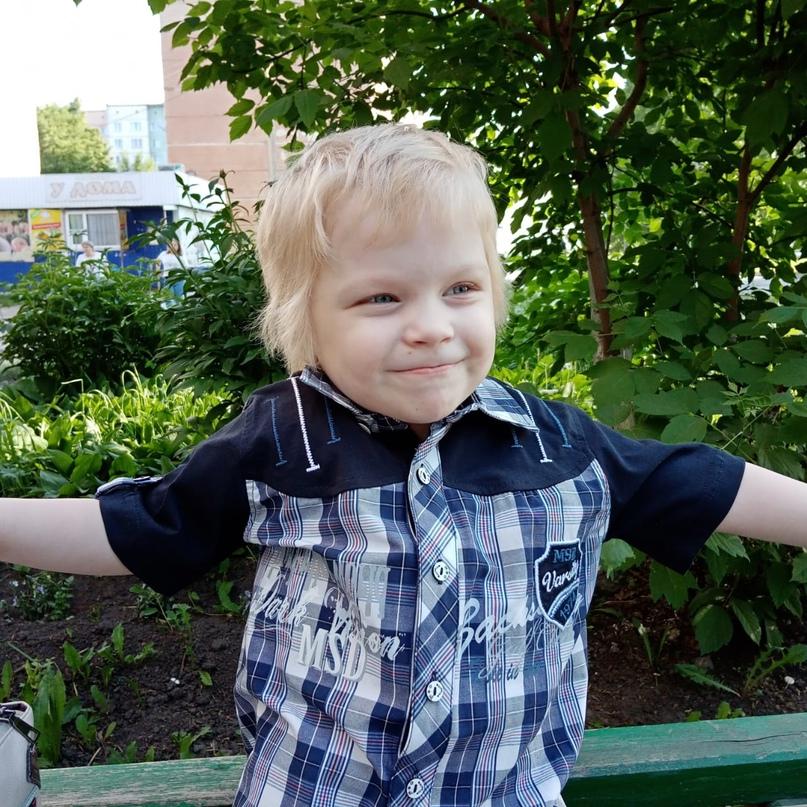 Тимур Пиникер, 6 лет