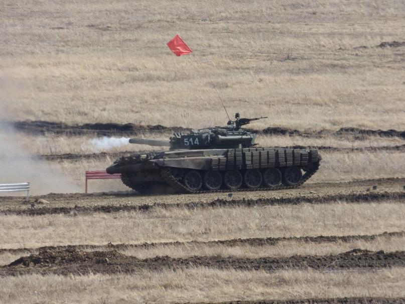 Танковый биатлон 2021., изображение №2