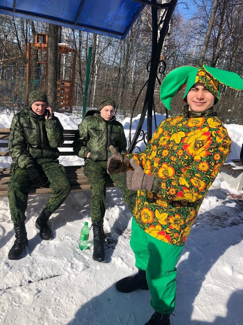 """""""Культпоход"""" на Масленицу., изображение №1"""