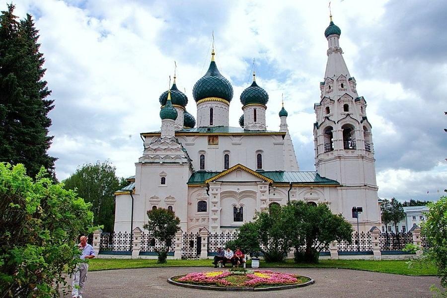 Круизы: Ульяновск - Ярославль - Ульяновск