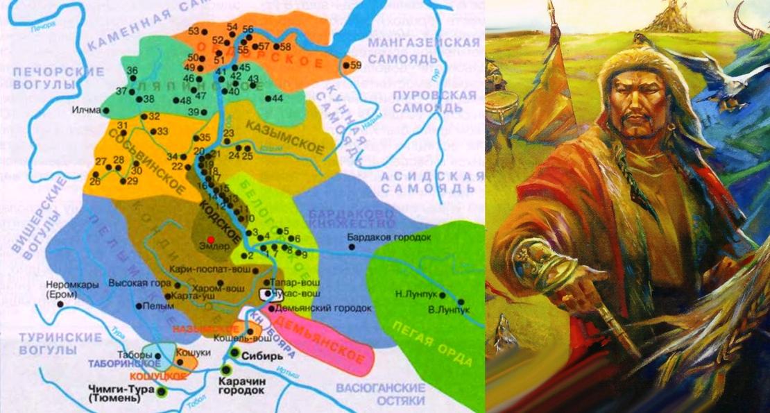Сибирские княжества