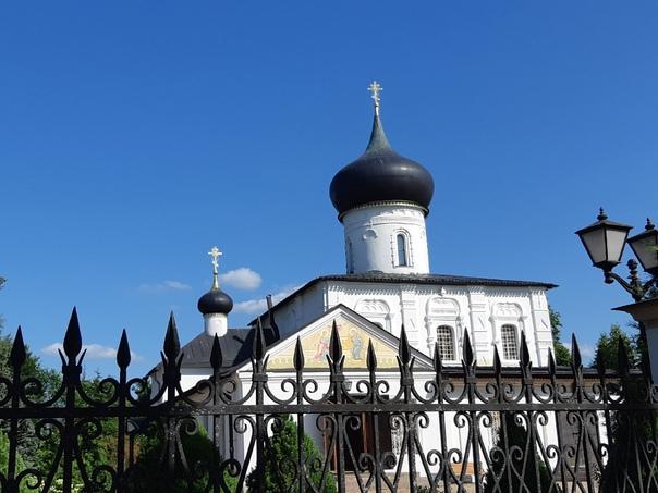 Церковь Георгия Победоносца, город Старая Русса...
