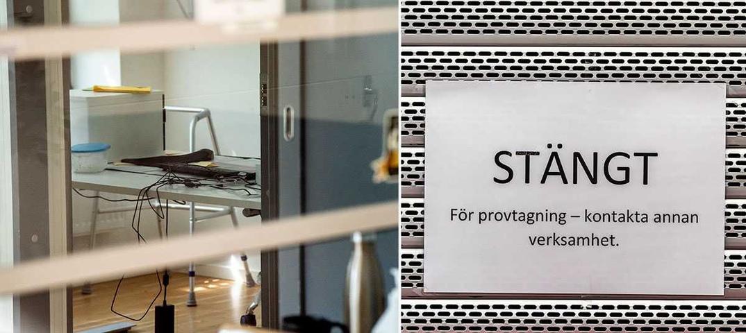 100 000 svenskar kan ha fått falska pcr-test