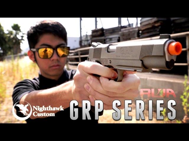 RWA Nighthawk Custom GRP Series [The Gun Corner] Airsoft Evike.com