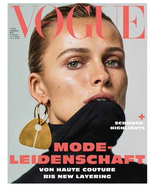 Vogue Germany - November 2018