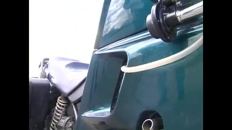 рассказ BMW K100 RS цегла