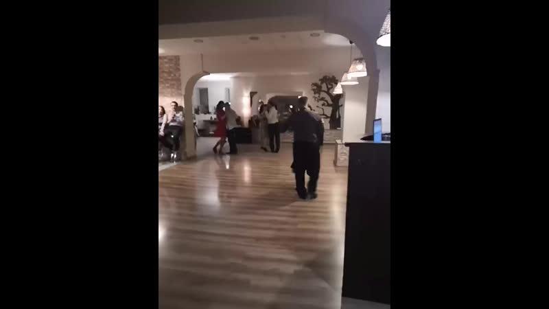 Милонга В ритме танго