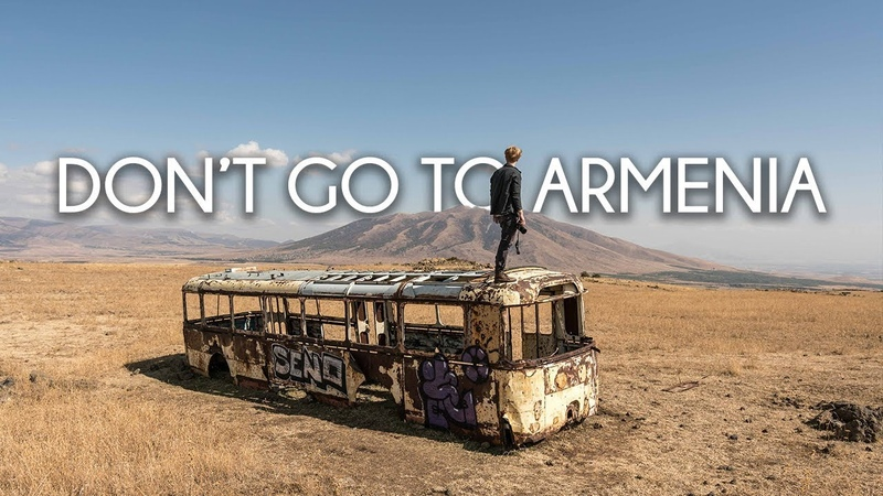 Dont go to Armenia - Travel film by Tolt 14
