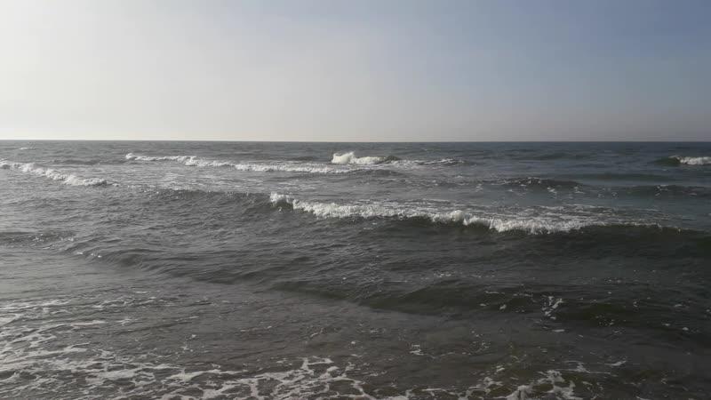 Балтийское море Янтарный