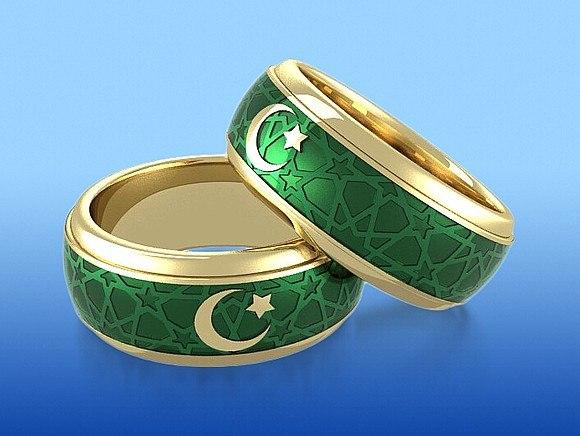 Поздравление со свадьбой ислам