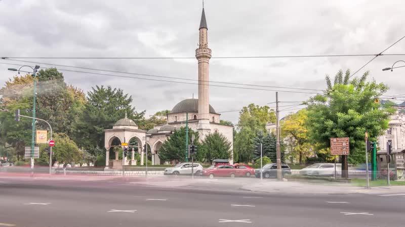 Sarajevo Bosnia and Herzegovina SoundDesign by Fokin Roman