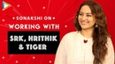 Sonakshi Sinha On Working with SRK, Hrithik Tiger | Biggest Obstacle In Career | Madhuri Dixit