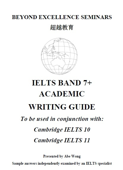 wong abe ielts band 7 academic writing guide