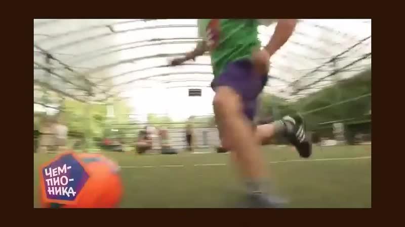Как тренировки закаляют ребят