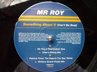 Mr Roy - Something About You (Mr Roy's Deerstalker Dub)
