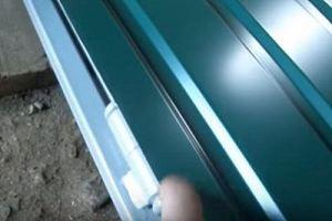 Калитка из металлопрофиля своими руками – схема + порядок выполнения работы, изображение №58