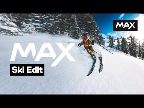 GoPro MAX Ski Edit 360 Reframed