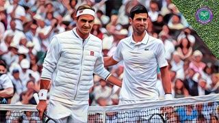 ᴴᴰ⁶⁰Novak Djokovic vs Roger Federer Wimbledon 2019 Final | Extended Highlights